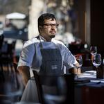 For Anthony Lamas, the proof is on the menu