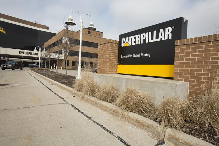 Caterpillar has announced $2 billion in stock repurchases in 2013.