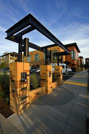 DoveLewis Emergency Animal Hospital in Northest Portland was designed by Mackenzie to welcome visitors at any hour.