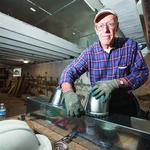 Habitat founder not slowing down