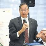'I am responsible for the contract' on I-77 toll lanes
