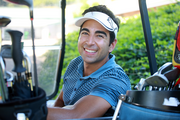 Evan Bernstein of Pacific Northwest Properties hits the links at Wildwood Golf Course, which hosted the 2013 Brody Borlaug Memorial Golf Tournament, which supports immunology programs at Doernbecher Children's Hospital.