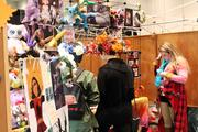 Vendors at FandomFest sold jewelry, stuffed animals, comics, posters and more.
