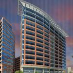 Clayton aldermen table Novelly's tower project