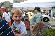 Revel on the Block had a mix of families and singles attending.