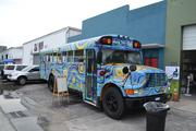 Arty Van Gogh is a mobile art studio suited for small classes, parties and special events.