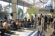 A grand opening for Seacrest Studios, housed in Carolinas HealthCare System's Levine Children's Hospital, was held this week.
