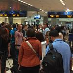 5 things to know, and the long line at the airports