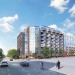 Residential conversion of office building near Dupont, beer for Union Market and veggies in Georgetown
