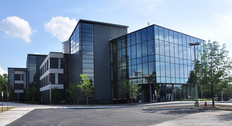 Hudson Valley Community College's new $35 million science center opens for the fall 2013-14 academic year
