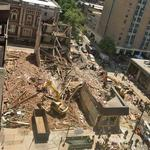 Mongeluzzi takes aim at Basicano in Market Street building collapse civil suit