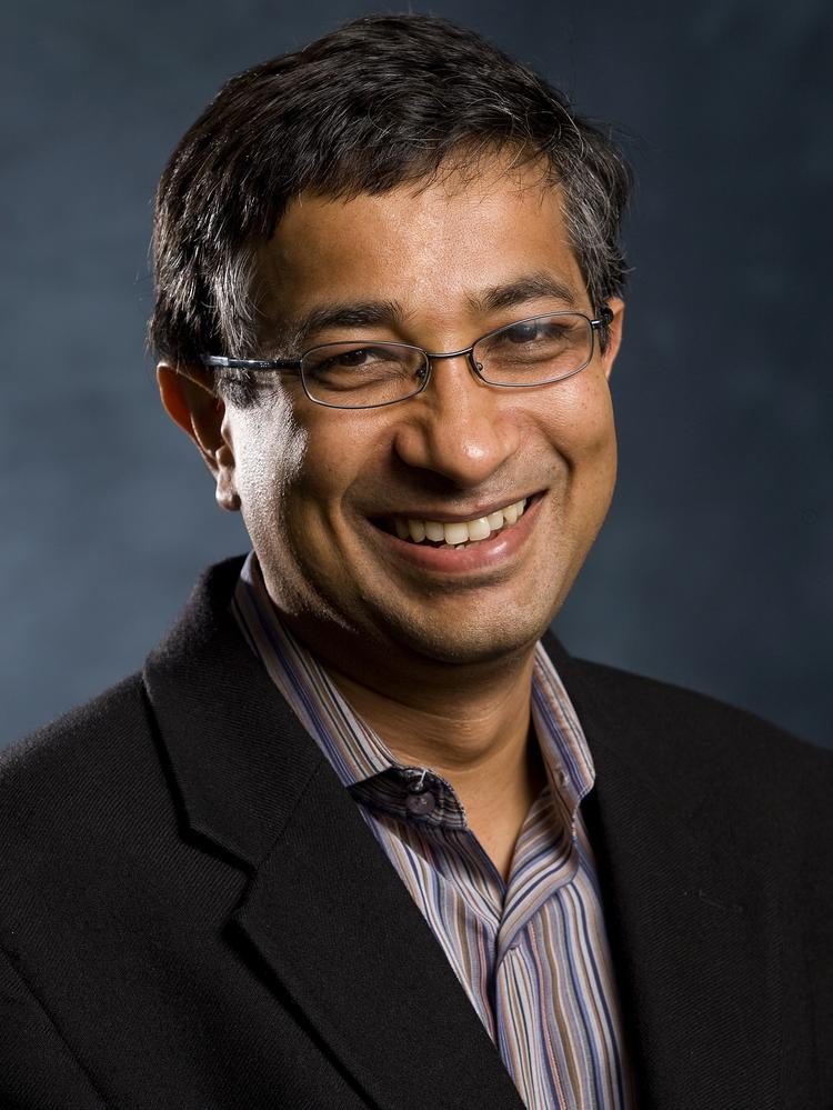 Ramanan Krishnamoorti, University of Houston chief energy officer