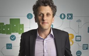 Aaron Levie is amassing Box's warchest to battle competitors from Dropbox to Google.