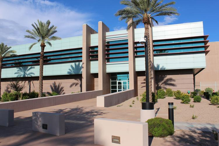 Digital Realty Trust has doubled the space at its Chandler data center.