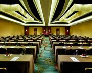 A meeting facility at the Ritz-Carlton, Amelia Island. Together, the Ritz-Carlton and Omni Amelia Island Plantation have a total of 115,000 square feet of meeting space.