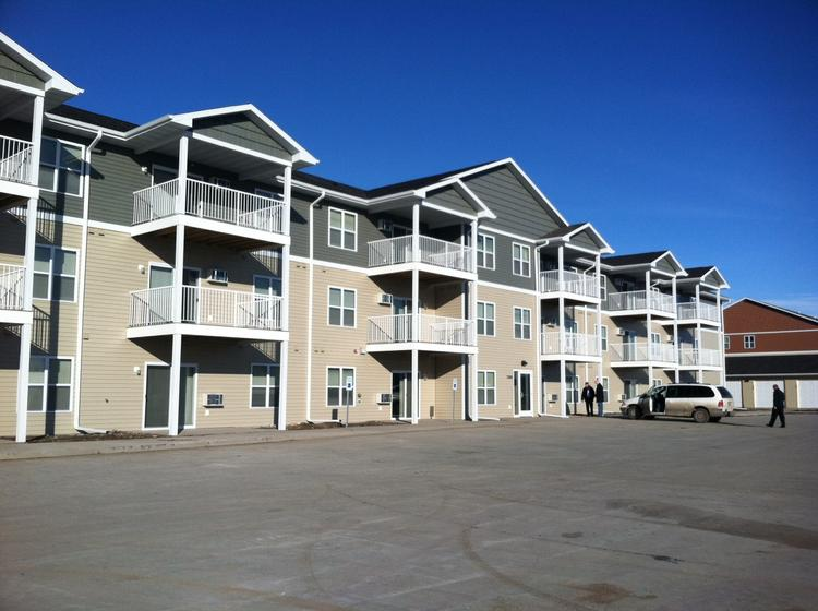 Minneapolis-based Oppidan in March completed construction of Gables II, a 36-unit three-story apartment complex in Williston, near the center of the booming Bakken oil region of North Dakota.