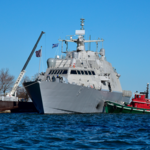 Lockheed Martin secures $279M to fund completion of new littoral combat ship (Video)