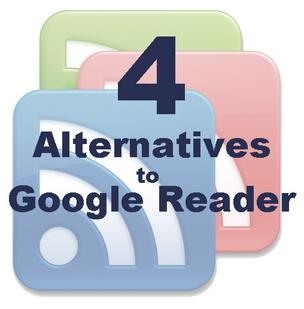 There's still no substitute for Google Reader, but click through the slideshow for 4 apps that come really close.