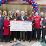 Bank of America donates $1M to local nonprofits