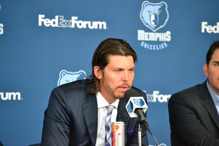 Mike Miller explains why he chose to return to Memphis.