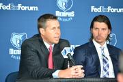Grizz Coach Dave Joerger says a few words about Mike Miller's return.