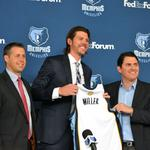 <strong>Jason</strong> <strong>Levien</strong> no longer with Grizzlies