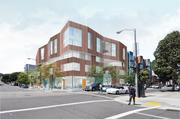 """Fougeron is working on 400 Grove St., a market-rate development dubbed the """"Wave House"""" for its design."""