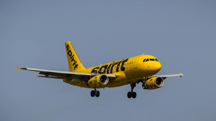 Spirit airlines adds nonstop minneapolis atlanta flights for Spirit airlines one way