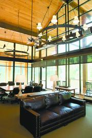 Stewart Perry Construction is one of our #CoolestOfficeSpaces