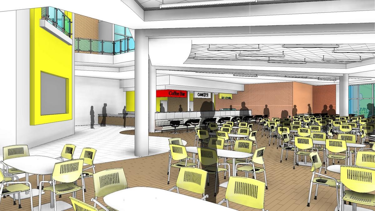 Sneak Peek At UCF Student Unions 17M Expansion Renovation