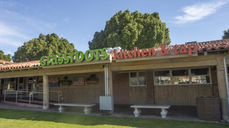 Grassroots Kitchen And Tap, 2119 E. Camelback Road, Phoenix.