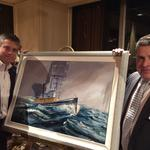 End of an era: Everything from forks to furniture sold at Harbor Club farewell