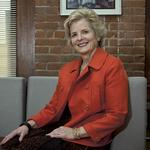WomenUp: <strong>Halloran</strong> built a business, and a sounding board, tailor made for life sciences