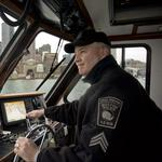 Outside the Box: If it floats, sails or anchors in Boston proper, the city's harbormaster Joseph Cheevers has it covered