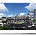 Continental, Concord begin $100M in hotel projects