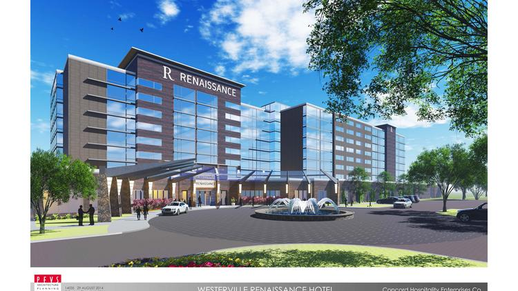 A Renaissance Hotel Slated For Westerville
