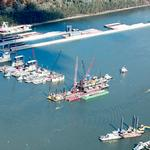River work a steady revenue stream for Alberici
