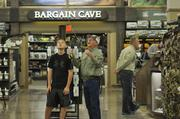 Cabela's touts its personalized customer-service approach.