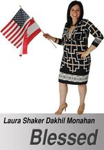 40 Under 40 — Laura Shaker Dakhil Monahan
