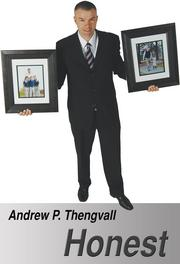 """I brought pictures of my family. They provide joy and excitement in my life and they are the people that inspire me!"" - Andrew P. Thengvall, Partner, Foulston Siefkin LLP"