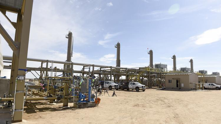 Anadarko Petroleum to open game-changing oil processing