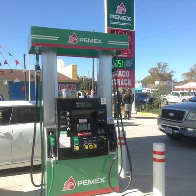 Mexico's PEMEX opening five gas station in Texas - San Antonio