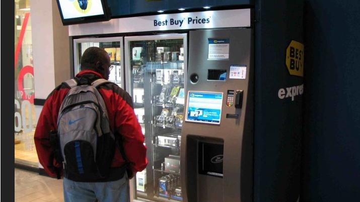 Fate Of Best Buy S Vending Machines At Stake In Vendor S