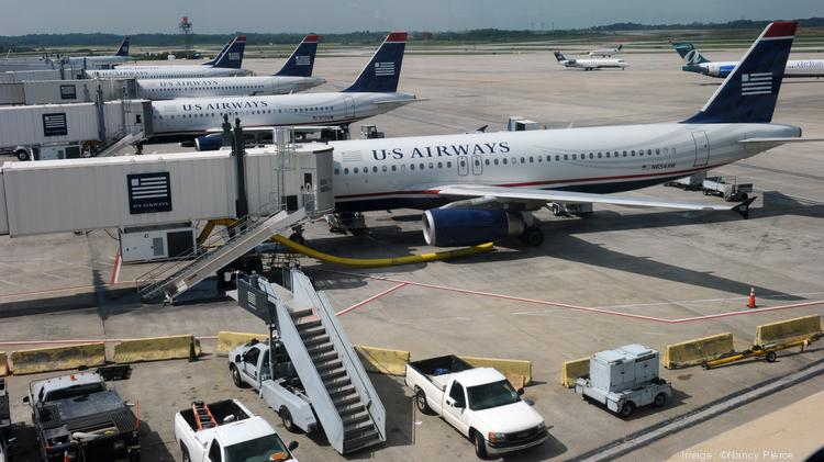 US Airways is part of American Airlines Group (Nasdaq: AAL) since the two carriers merged last year. American is the second-largest commercial carrier at Orlando International Airport.