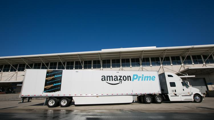 Amazon begins to hand off last-mile delivery service to