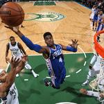 Sixers sign NBA's first jersey advertising deal
