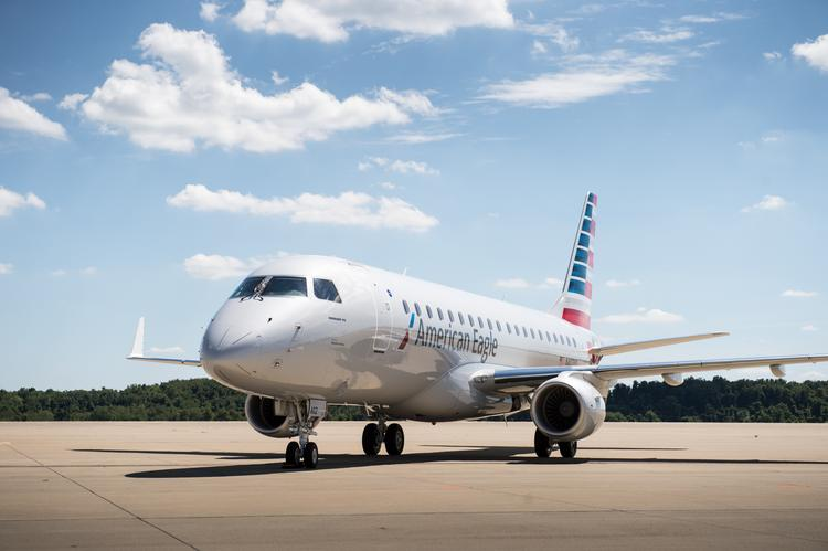 American Eagle Airlines Inc., which is wholly owned by American Airlines, will re-brand as Envoy this spring.