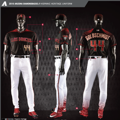 sale retailer 4c01d cdcc9 New uniforms unveiled for Arizona Diamondbacks - Phoenix ...