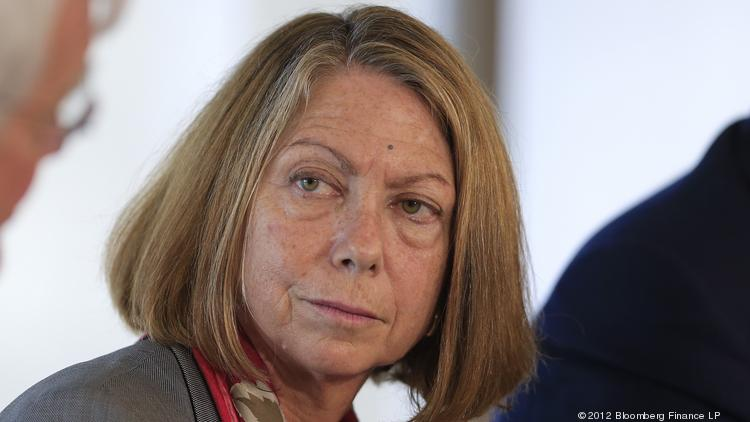 Jill Abramson was booted from her job as executive editor of The New York Times Wednesday.