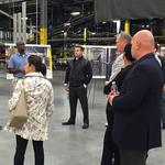 Kevin Plank: Under Armour's new Tennessee distribution hub 'unlocks' growth plans
